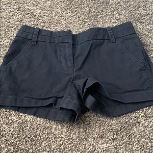 Crew chino shorts
